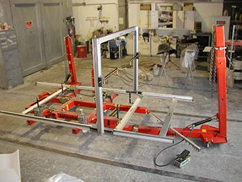 autorobot frame machine