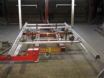 auto robot frame machine